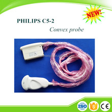 New PHILIPS convex probe C5-2 for HD3 with warranty