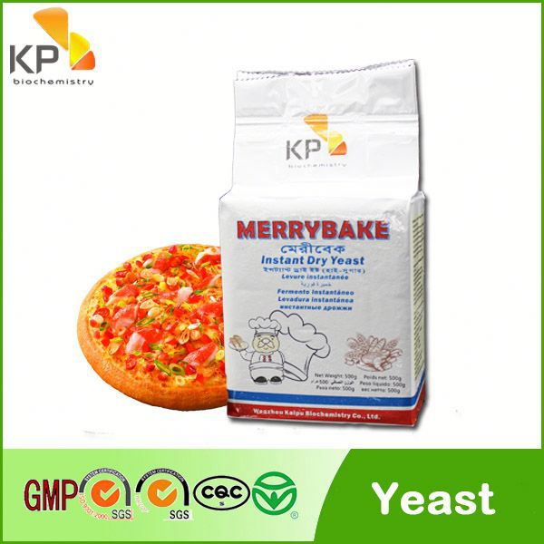 Merrybake high sugar active dry yeast,bread bakery yeast