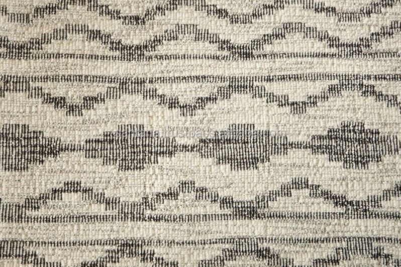 Balck and White Pattern Fabric