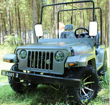 Adults 200cc Mini Moke Jeep/4x4 dune buggy for sale