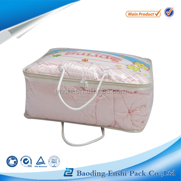 Promotion Industrial Use and Square Bottom Bag Bag Type pvc professional makeup bag