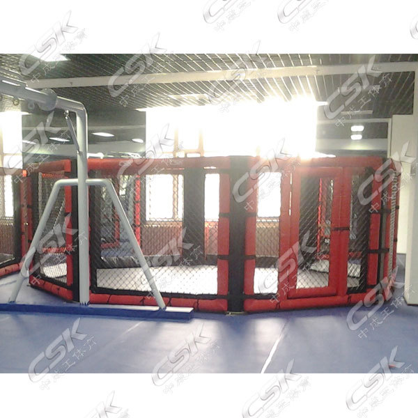 Martial Arts Style MMA Cage