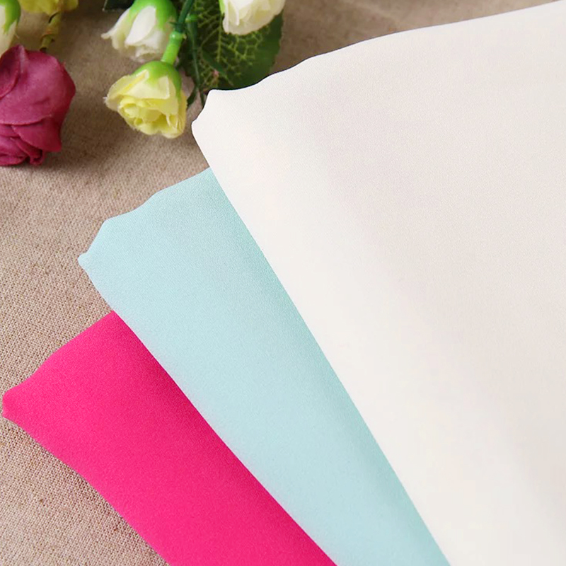 Wholesale 100% Polyester Plain Linen Fabric China Textile Manufacturers Fabric