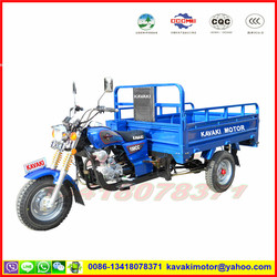 Guangzhou motocycle factory best sale to africa cargo tricycle