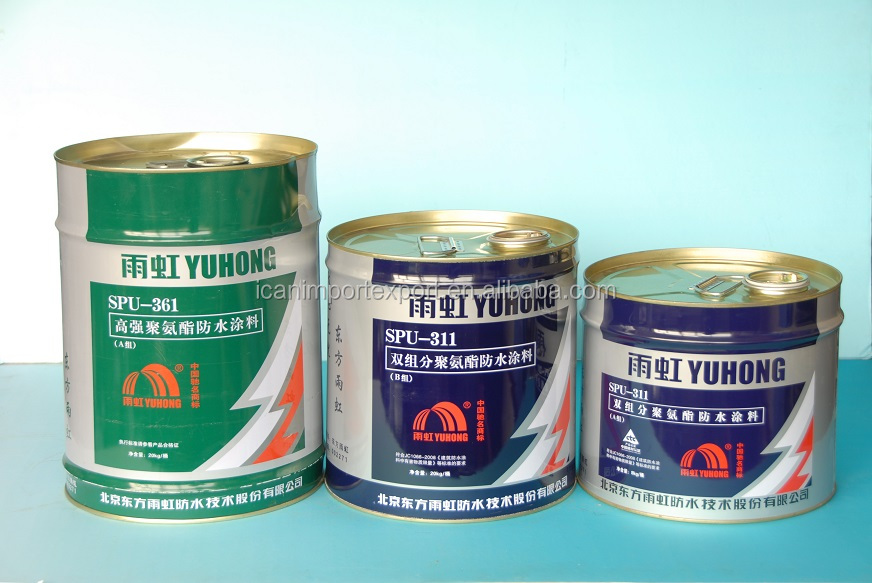tinplate solvent drum with screw lid metal container tin can in different size manufacturer