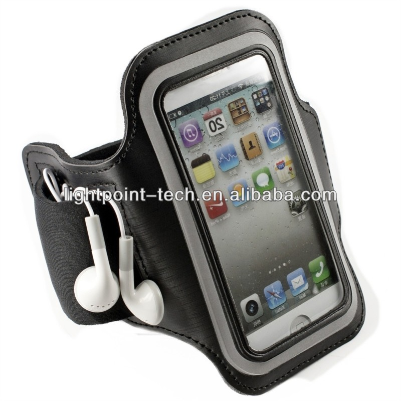 2014 Waterproof Soft Sport Neoprene Armband for apple iphone 5