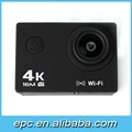 Cheap Waterproof Full HD 1080p Mini Wifi Sports Action Camera with 170 Degree Wide Angle