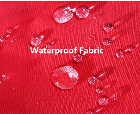 100% polyester 900d oxford fabric made by recycled plastic bottles