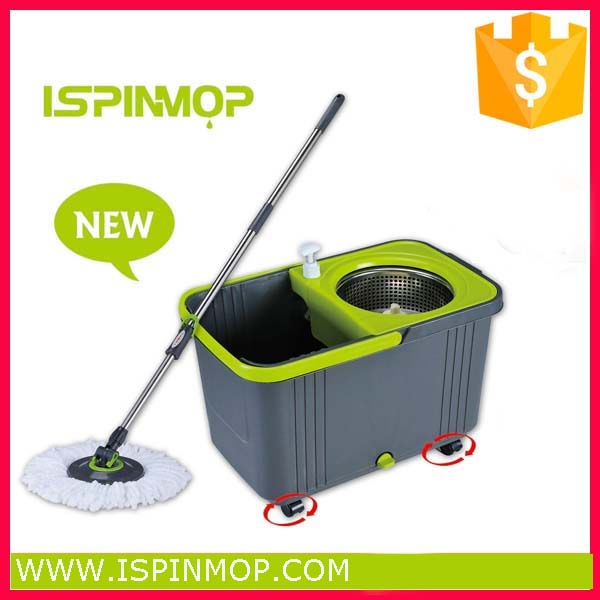 New product no electric spin mop from ISPINMOP