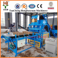 2017 new hot strict quality supervision & compression indian clay brick machine