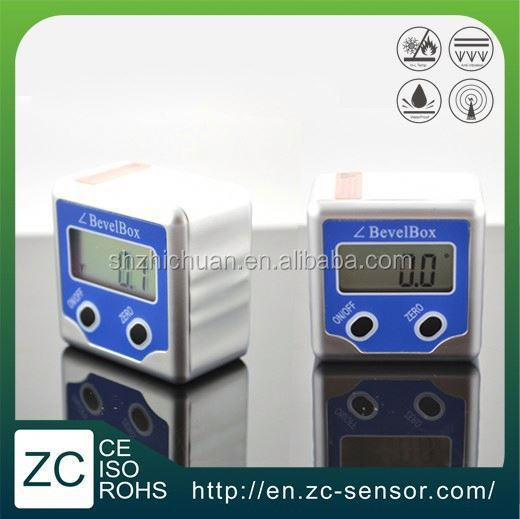 ZC Sensor digital inclinometer angle gauge meter spirit level 360 high quality
