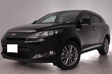2014 TOYOTA HARRIER DAA-AVU65W (BLACK)