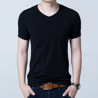 Body Slim Fit Wholesale Plian Cotton Men t shirts