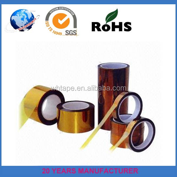 Polyimide Adhesive Tape for PCB Shielding