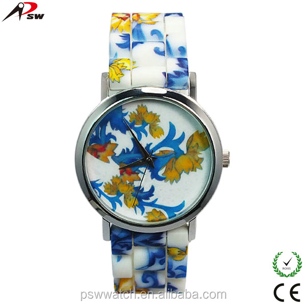 2017 popular silicone girl watch lady watch silicone alibaba china watches