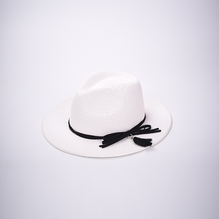 round promotional straw paper panama hat online