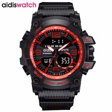 Watch Digital Brand Hours Waterproof Outdoor Sports G Style Shock Watches Men Quartz Watch relojes Military LED WristWatch