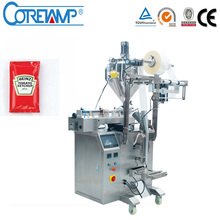 CE Authenticated Fully Automatic Curry Chili Sauce Packaging Machine