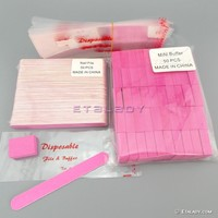 Disposable Manicure & Pedicure Kit Nail Accessories