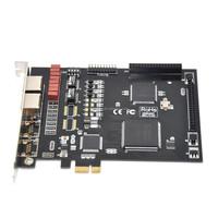 SinoV-TE220E dual span E1/J1/T1 digital card from China factory