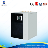 HOTSONG 16kw high COP monoblock water to water heat pump water heater