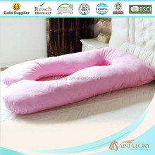 Good Quality Soft Pink Microfiber Body Pillow