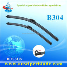 Hot selling Natural Rubber Refilled Special Windshield Wiper