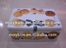 metal biscuit cookie box packaging