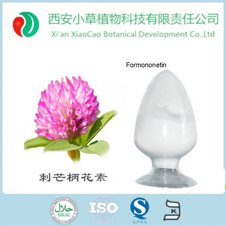 Natural Formononetin 99% powder from Red Clover