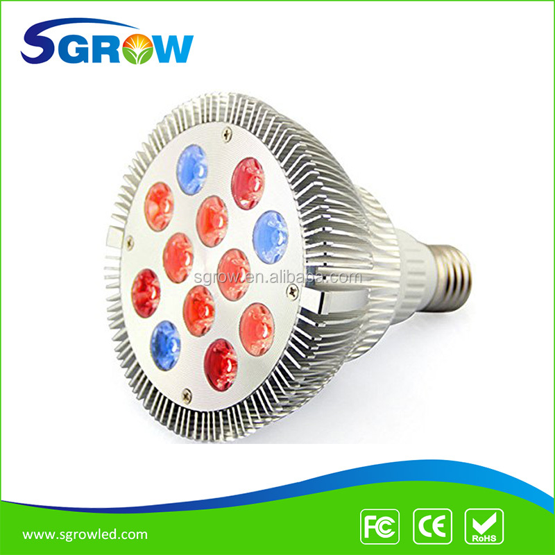 <strong>Manufacturing</strong> 12W LED Grow Bulb ,LED Plant Grow Fitolampy for Vertical Grow Towers