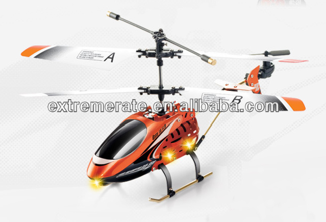 2013 new mini 3.5CH RC helicopter control by for iphone