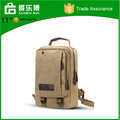 2016 New Fashion Canvas Personality Exclusive Earphone Interface Shoulder Bag School bag