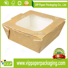 FACTORY DIRECT SALE PAPER HOT DOG CARDBOARD BOX