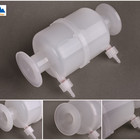 China manufacturer PTFE membranes Capusle Filter for gas air vent sterile filtration
