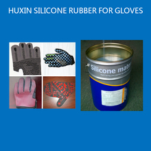 Screen Printing Liquid Silicone Rubber For Gloves TCS-1310H