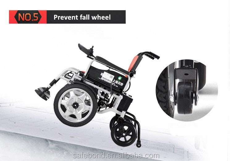 Electric wheel chair foldable chair wheel