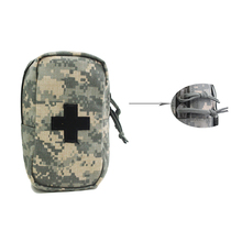 Military Emergency Survival First Aid kit Medical supplies Travelling medicine Medical Tool pouch