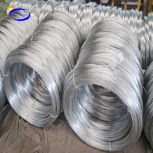Hot Dipped Galvanized Iron Wire Factory