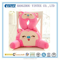 Flexible Animal Light and Handy U Shaped Neck Travel Multi-Color Cartoon Pillow