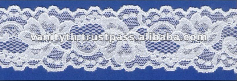 High Quality White Lace Trimming