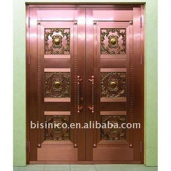 Bronze Security Door