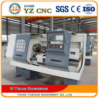 China Alibaba CNC pipe thread lathe oil country machine CK130