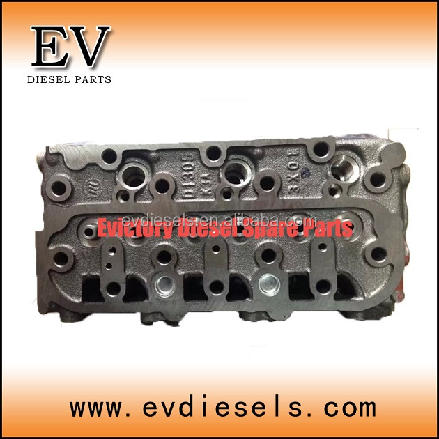 Fit on John Deere Kubota spare parts D902 D905 cylinder head