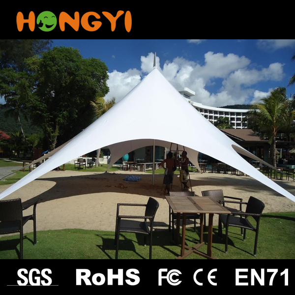 Advertising Exhibitions Stars Tents Outdoor Lawn Picnic Beach Sun Shade Tent