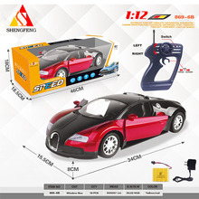 Racing rc car drift form china 1:12 4 channel remote control car toys