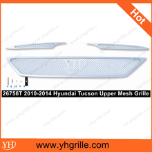 2010-2014 Hyundai Tucson Main Upper Wire Mesh Grille front grille
