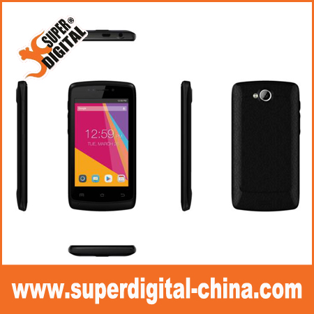 wholesale dual core smart phone 3G dual sim card 4inch ips touch screen