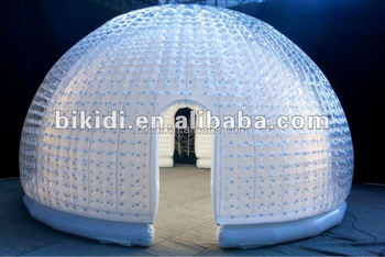 2012 new design Inflatable dome Tents K5035