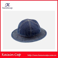 Cheap Felt Cotton Stylish Cowboy Bucket Hat/Custom Bucket Hat/Cap