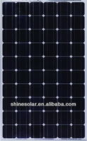 High efficiency 250w mono solar panel with Bosch cell, taiwan cells,sunpower cells